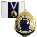 Chairman Business Mens Medallion