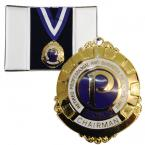 Business Persons Medallions
