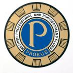 Probus Window Sticker
