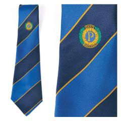 Style 1A Past President Tie Blue/Navy