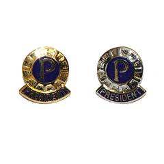 President's Lapel Badges