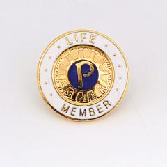 Life Member Lapel Badge