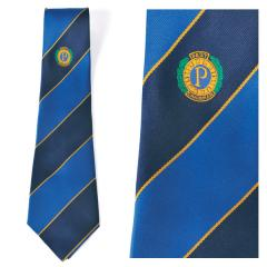 Style 1A Past Chairman Tie Blue/Navy